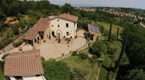 bed breakfast podere toscana panorama 1